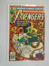 Avengers #205 Newsstand edition 8.0 VF (1981 1st Series)