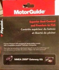 Mercury MotorGuide NMEA2000 Pinpoint GPS Gateway Kit XI Trolling PN 8M0092085