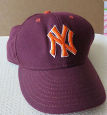 New York NY Yankees Fitted Cap 7 1/4""