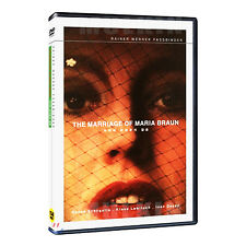The Marriage of Maria Braun (1979) DVD - Rainer Werner Fassbinder (*NEW)