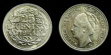 Netherlands - 25 Cent 1941