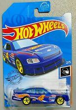 Hot Wheels 2010 Chevy Impala (Blue) HW Race Team 2/5 2020 L Case #209