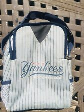 STATEN ISLAND YANKEES PINSTRIPE MINI COOLER BAG NEW NEVER USED BRAND NEW!