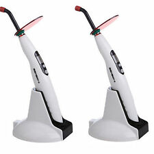 2X Zahnarzt Dental Curing Light Polymerisations lampe FIT LED-B Woodpecker DE-T4