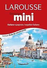 Diccionario mini español-italiano / Italiano-Spagnolo. ENVÍO URGENTE (ESPAÑA)