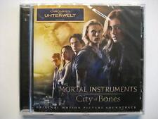 MORTAL INSTRUMENTS - CD - O.S.T. - ORIGINAL MOTION PICTURE SOUNDTRACK - OVP