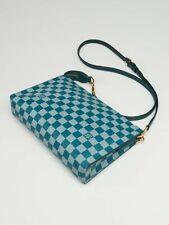 Louis Vuitton Limited Edition Cyan Damier Modul Crossbody Bag RRP AUD $1830