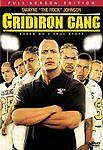 Gridiron Gang Movie DVD 2007 Full Screen Edition with Dwayne The Rock Johnson