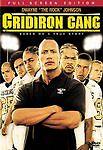 Gridiron Gang (DVD, 2007, Full Frame) Brand New Sealed The Rock Dwyane Johnson