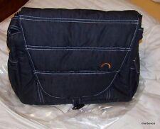 Teutonia Wickeltasche/ Pflegetasche in schwarz bis anthrazit. Neu!