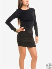 $188 NWT MARCIANO GUESS ABBY LACE BLACK DRESS SIZE XS HOT!!!