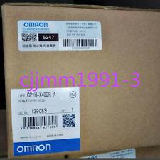 1PC  OMRON CP1H-X40DR-A