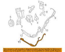 GM OEM-Power Steering Oil Fluid Cooler 26063305