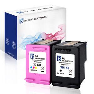 TINTE PATRONEN für HP 301 XL DESKJET 1000 1010 1510 2510 Deskjet 3000 3050 3050A