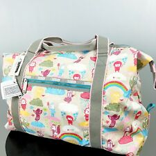 NWT LESPORTSAC Large Leisure Travel Bag RARE Retired