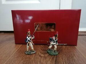 VINTAGE BRITAINS NAPOLEONIC WATERLOO 1815 RARE FRENCH LIGHT GRENADIERS 17847