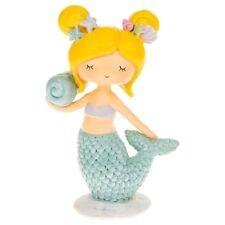 More details for magical mermaid aqua figurine, mythical creatures, bathroom, bedroom 275278