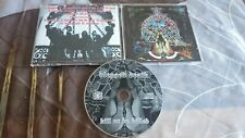 BLESSED DEATH Kill or be killed Slayer Exciter Overkill Nasty Savage Agent Steel