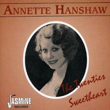 Annette Hanshaw - Twenties Sweetheart [New CD]