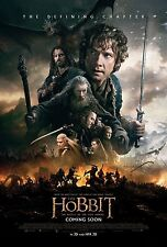 The Hobbit: The Battle of the Five Armies (2014) Movie Poster (24x36) v1