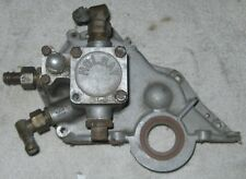 Holbay Formula Ford FF 1600 XFlow Dry Sump Oil Pump & Timing Cover Lotus 61 Orig