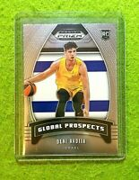 DENI AVDIJA PRIZM ROOKIE CARD ISRAEL RC WIZARDS SP 2020 Panini  GLOBAL PROSPECTS