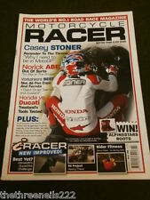 MOTORCYCLE RACER - CASEY STONER - MARCH 2006