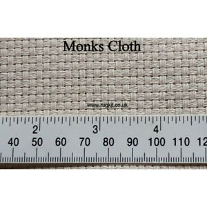 Zweigart Monks Cloth for Punch Needle & Swedish Weaving 7 count fabric
