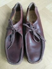 Clarks Original Leather Wallabee Style Shoes UK Size 11g