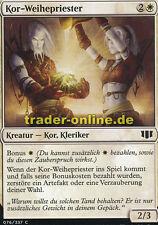 4x kor-weihepriester (kor sanctifiers) comandante 2014 Magic