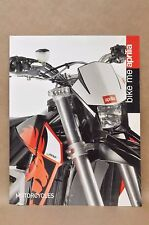 2006 Aprilia Dirt Bike Motorcycle RXV SXV Super Moto Dual Brochure Pamphlet