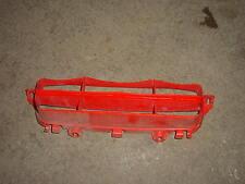 2011 Honda Foreman TRX 500 FM 4x4 ATV Front Red Plastic Air Nose Piece (77/92)