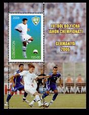 Fußball. WM-2006, Deutschland. Block. Usbekistan 2006