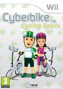 Cyberbike Cycling Sports - Nintendo Wii / U - Cyber Bike Cycle - Game Only - NEW
