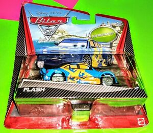 RARE Disney Pixar Cars Flash  ONLY 4000 PRODUCED LIMITED EDITION FACTORY SEALED