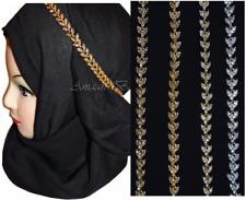 Hair Chain Matha Patti Headpiece Damni Scarf Hijab Pin Jewellery Bridal Wedding