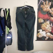 Vintage High Sierra LOOSE FIT Carpenter Jeans (34x32)