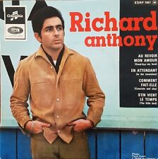 "Richard Anthony - Au Revoir Mon Amour - Vinyl 7"" 45T (Single)"