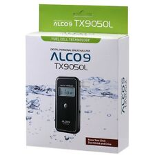 ALCO9 TX9050L Premium Breathalyzer Portable Breath Alcohol Tester Detector