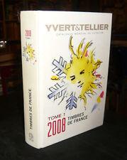 Yvert & TellierCATALOGUE De Timbres-Poste Tome I France Emission 2008
