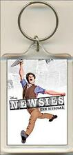 Newsies. The Musical. Keyring / Bag Tag.