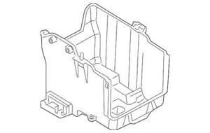 Genuine Ford Battery Tray AE8Z-10732-B