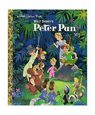Walt Disney's Peter Pan (Disney Peter Pan) (Little Golden Book) Free Shipping