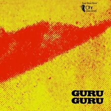 Guru Guru-UFO (BLACK VINYL) VINYL LP NEUF