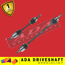 A PAIR OF BRAND NEW CV JOINT DRIVE SHAFT Mazda 121 DA DB AUTO