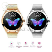 Waterproof Smart Watch Women Bracelet Heart Rate Monitor Fitness Tracker