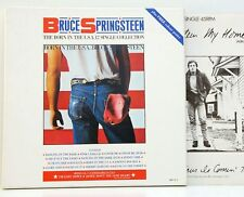 """Bruce Springsteen     Born in the U.S.A.     12""""  Single  Collection      NM # E"""