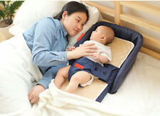4 in 1 Deluxe Portable Baby Cot Booster Travel Folding Nappy Change Mat Feeding