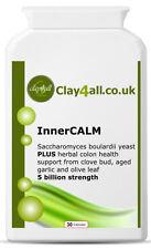 InnerCALM - Saccharomyces boulardii probiotic yeast