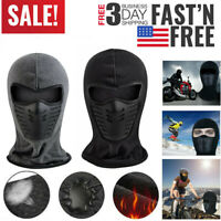 Balaclava Cycling Hat Ski Mask Winter Outdoor Sport Windproof Full Face Cap